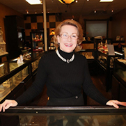 Terese Hunt, Office Manager - Meet the jewelry experts at Wade Designs in Rocky Mount, NC